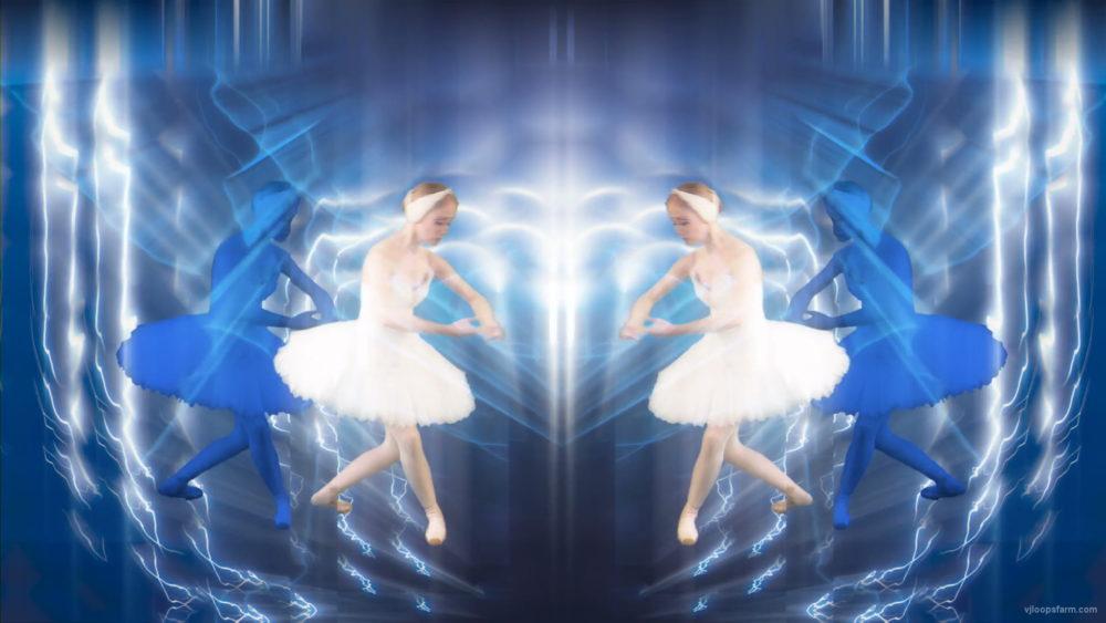 vj video background Electro-Ballet-by-white-swan-lake-girls-on-lightning-background-4K-Video-iobmmo-1920_003