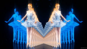 Elite-Ballet-dancers-in-tunnel-with-blue-pixel-sorting-effect-4K-VJ-Footage-gjjrzs-1920_005 VJ Loops Farm