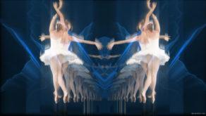 Swan-Lake-Ballet-in-Pixel-Sorting-gradient-Video-Art-Vj-Footage-oqaleq-1920_008 VJ Loops Farm