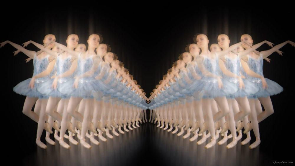 Symmetric-Girls-group-dancing-ballet-Hologram-4K-VJ-Footage-cvmgp0-1920_009 VJ Loops Farm