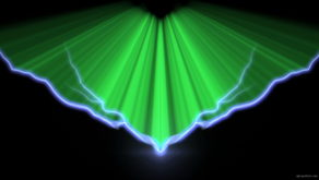 vj video background V-sign-blue-Lightning-lines-with-green-shine-rays-video-art-vj-loop-b3ieft_003