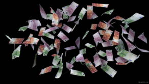 Clockwise-swirl-of-money-euro-banknotes-looped-3D-background-fpehes-1920_009 VJ Loops Farm