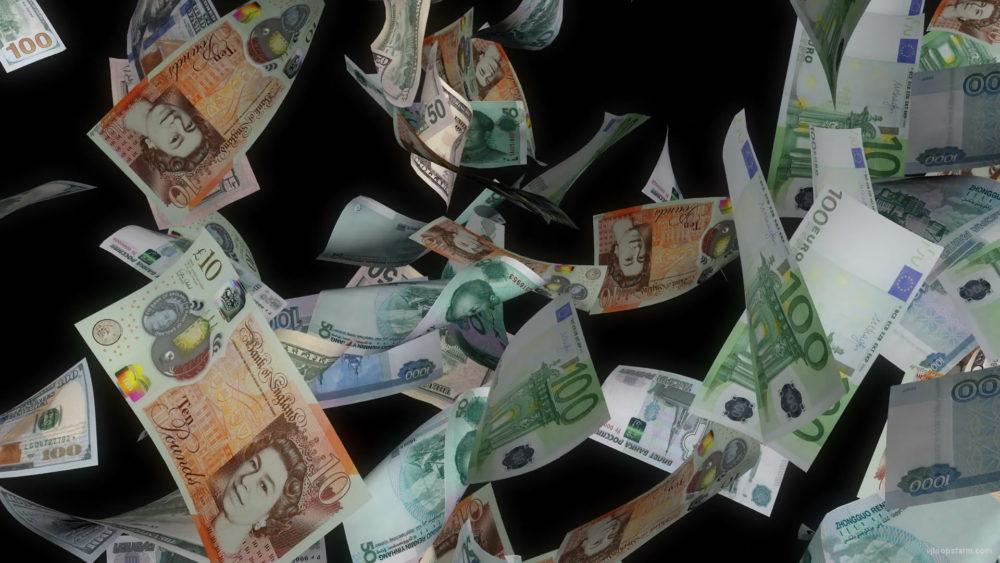 Close-up-slow-fall-down-paper-money-bills-looped-animation-pmwtjl-1920_009 VJ Loops Farm