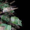 paper money vj loop