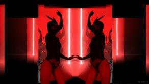 Erotic-Bunny-Rave-Dancing-girl-on-Red-Strobe-Background-4K-VJ-Video-Footage-vnrx8o-1920_008 VJ Loops Farm