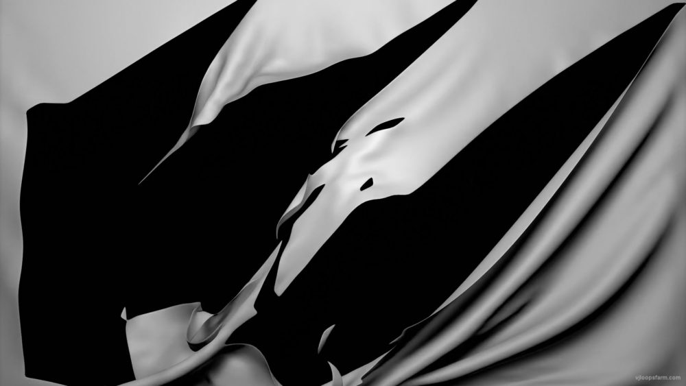 vj video background Wild-wind-ripping-off-light-gray-3D-rendered-cloth-projection-mapping-loop-wrb91y-1920_003